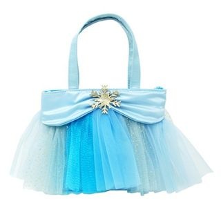 SNOW PRINCESS SNOWFLAKE HANDBAG BLUE