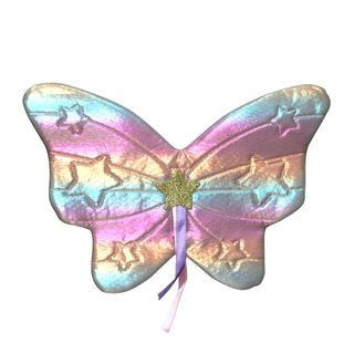GLITTER RAINBOW SOFT WINGS