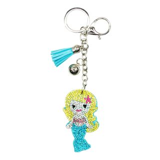 DAZZLING MERMAID BAG CHARM