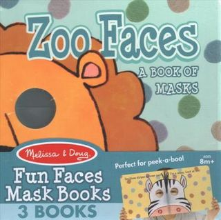 FUN FACES MASK BOOK BUNDLE