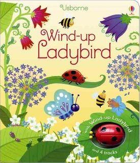 WIND UP LADYBIRD BOOK