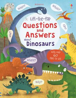 LIFT THE FLAP QUESTIONS ANSWERS DINOSAUR