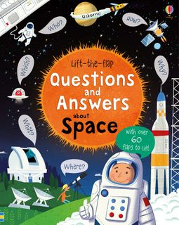 LIFT THE FLAP QUESTIONS & ANSWERS SPACE