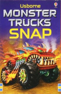 SNAP MONSTER TRUCKS