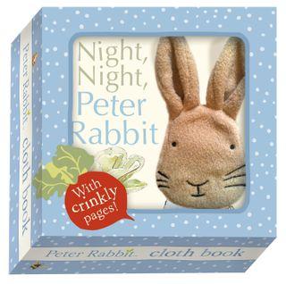 PR NIGHT NIGHT PETER RABBIT CLOTH BOOK