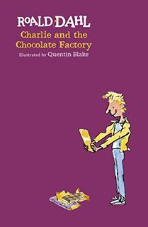 ROALD DAHL CHARLIE & CHOCOLATE FACTORY
