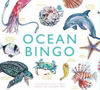 BINGO GAME OCEAN