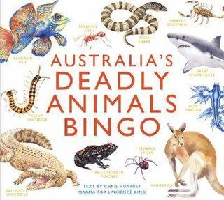 BINGO AUSTRALIA'S DEADLY ANIMALS