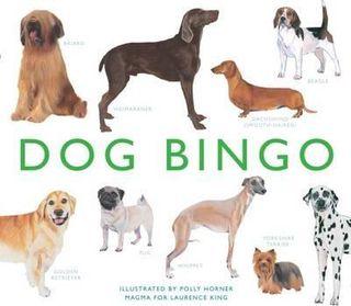 BINGO GAME DOGS