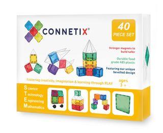 CONNETIX 40 PIECES