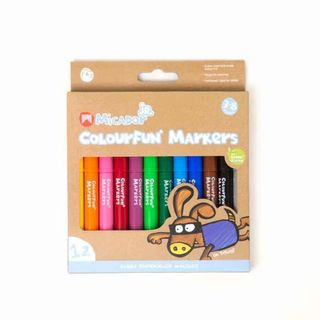 COLOURFUN MARKERS BOX 12