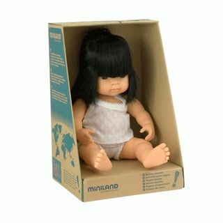MINILAND 38CM BABY GIRL ASIAN