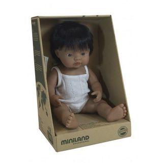 MINILAND 38CM BABY BOY LATIN AMERICAN