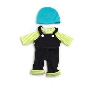 MINILAND 32CM STRIPEY JUMPER WINTER SET