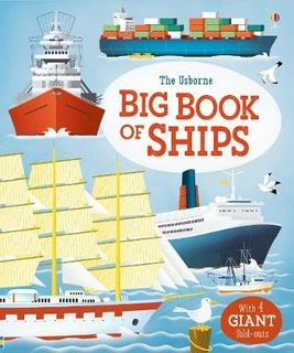 BIG BOOKS OF SHIPS