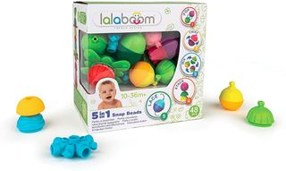 LALABOOM 48 BEADS & ACCESSORIES