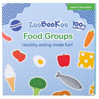 ZOOBOOKOO BOOK FOOD GROUPS