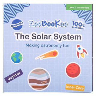 ZOOBOOKOO BOOK SOLAR SYSTEM