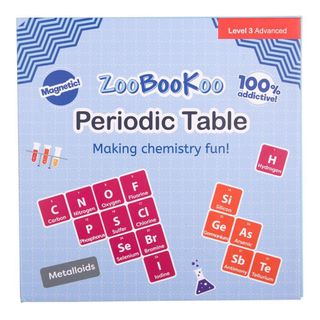 ZOOBOOKOO BOOK PERIODIC TABLE
