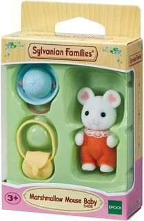 BABY MARSHMALLOW MOUSE