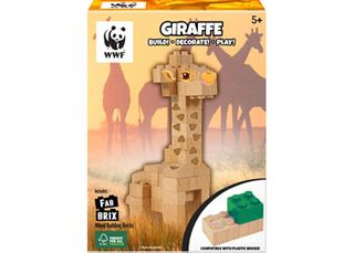 FAB BRIX WWF GIRAFFE