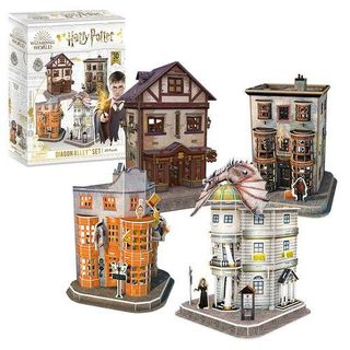 HARRY POTTER DIAGON ALLEY 280PCE