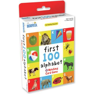 FIRST 100 ALPHABET MATCHING