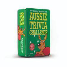 AUSSIE TRIVIA CHALLENGE TIN