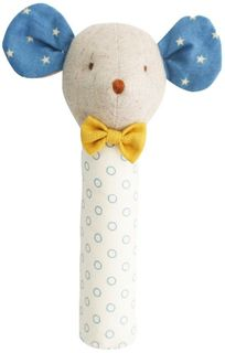 HAND SQUEAKER HENRY MOUSE