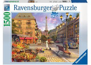 VINTAGE PARIS PUZZLE 1500 PCE