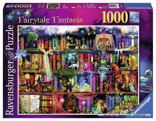 FAIRYTALE FANTASIA AIMEE STEWART 1000 PC