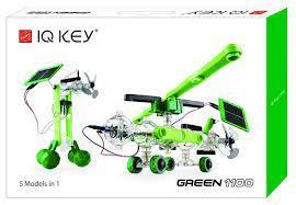 IQ KEY GREEN 1100