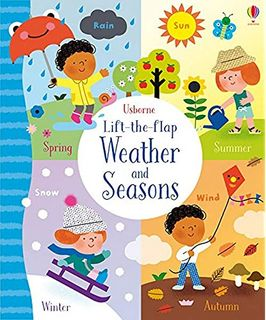 LIFT THE FLAP WEATHER & SEASONS