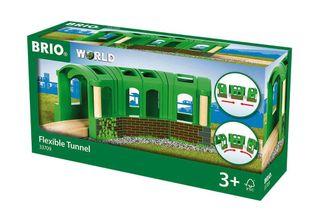 BRIO FLEXIBLE TUNNEL3 PCES 33709