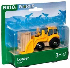 BRIO LOADER 2PCE 33436