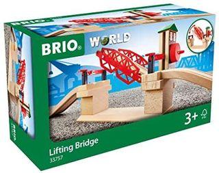 BRIO LIFTING BRIDGE 3PCES 33757