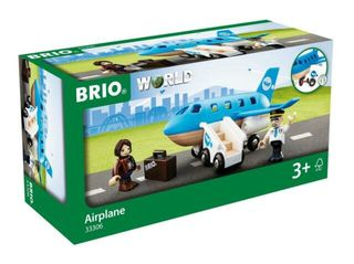 BRIO AIRPLANE 5PCES 33306