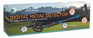 DISCOVERY ADVENTURES DIGITAL METAL DETEC
