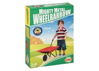 ORBIT MIGHTY METAL WHEELBARROW