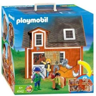 PLAYMOBIL MY TAKE ALONG FARM 4142