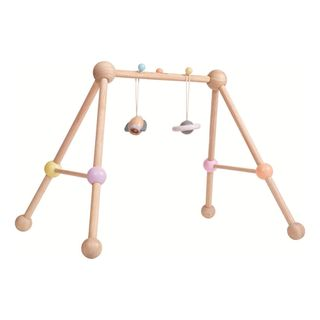 PLAN TOYS PLAY GYM PASTEL