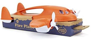 GREEN TOYS FIRE RESCUE FLOAT PLANE