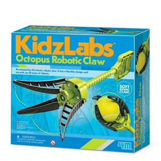 KIDZ LAB OCTOPUS ROBOTIC CLAW
