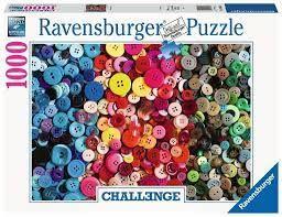 CHALLENGE BUTTONS PUZZLE 1000 PCES