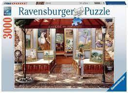 GALLERY OF FINE ART PUZZLE 3000 PCES