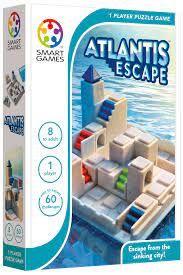 ATLANTIS ESCAPE SMART GAMES
