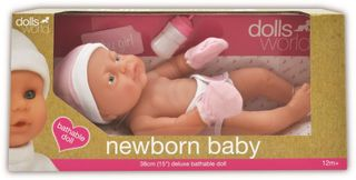 DW NEWBORN BABY GIRL