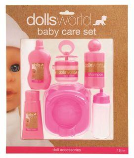 DW BABY CARE SET