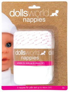 DW NAPPIES ON CARD