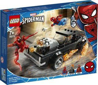 SPIDER MAN & GHOST RIDER V CARNAGE 76173
